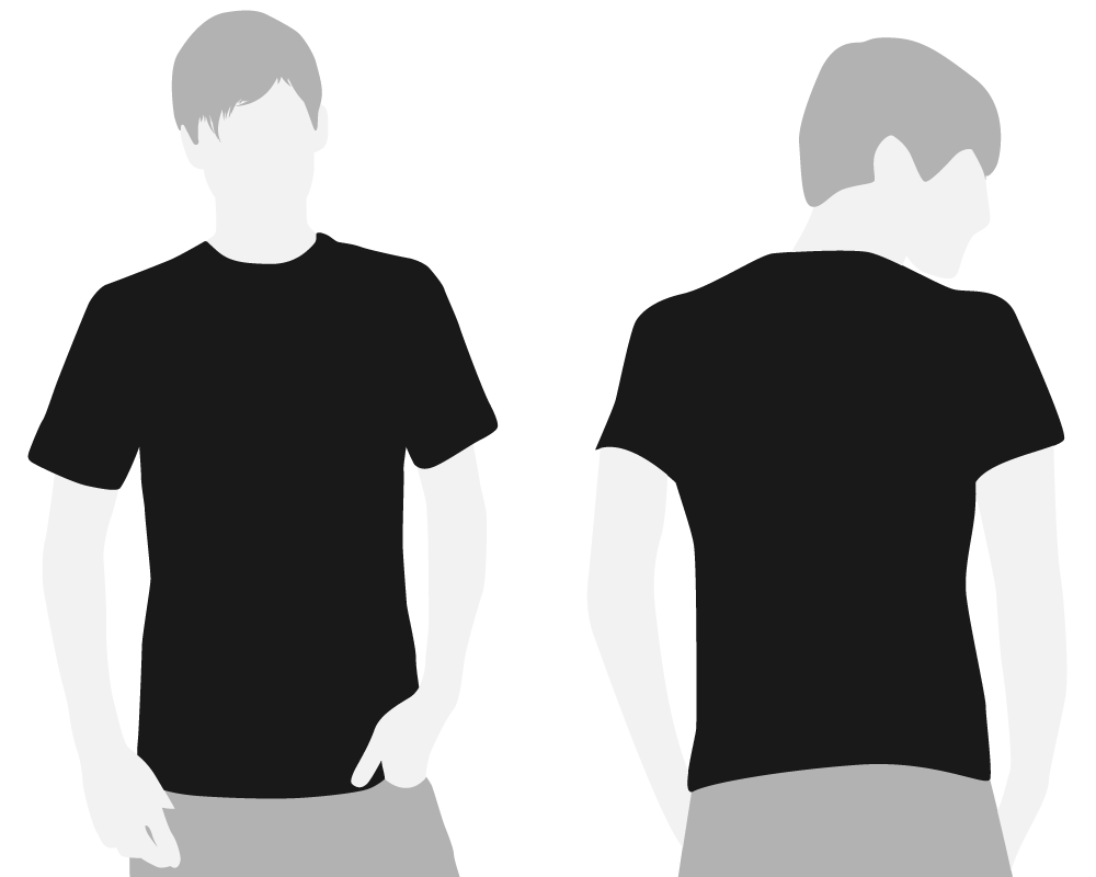 T Shirt Blank Template. ultimate music zone blank t shirt template ...