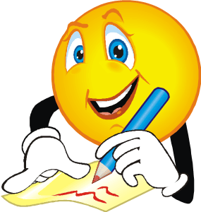 art picture smiley writing clipart best clipart best