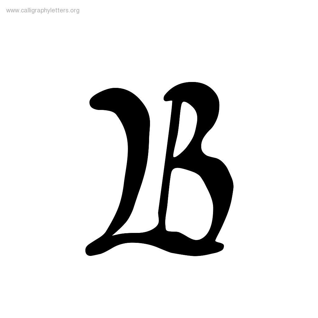 Old English B