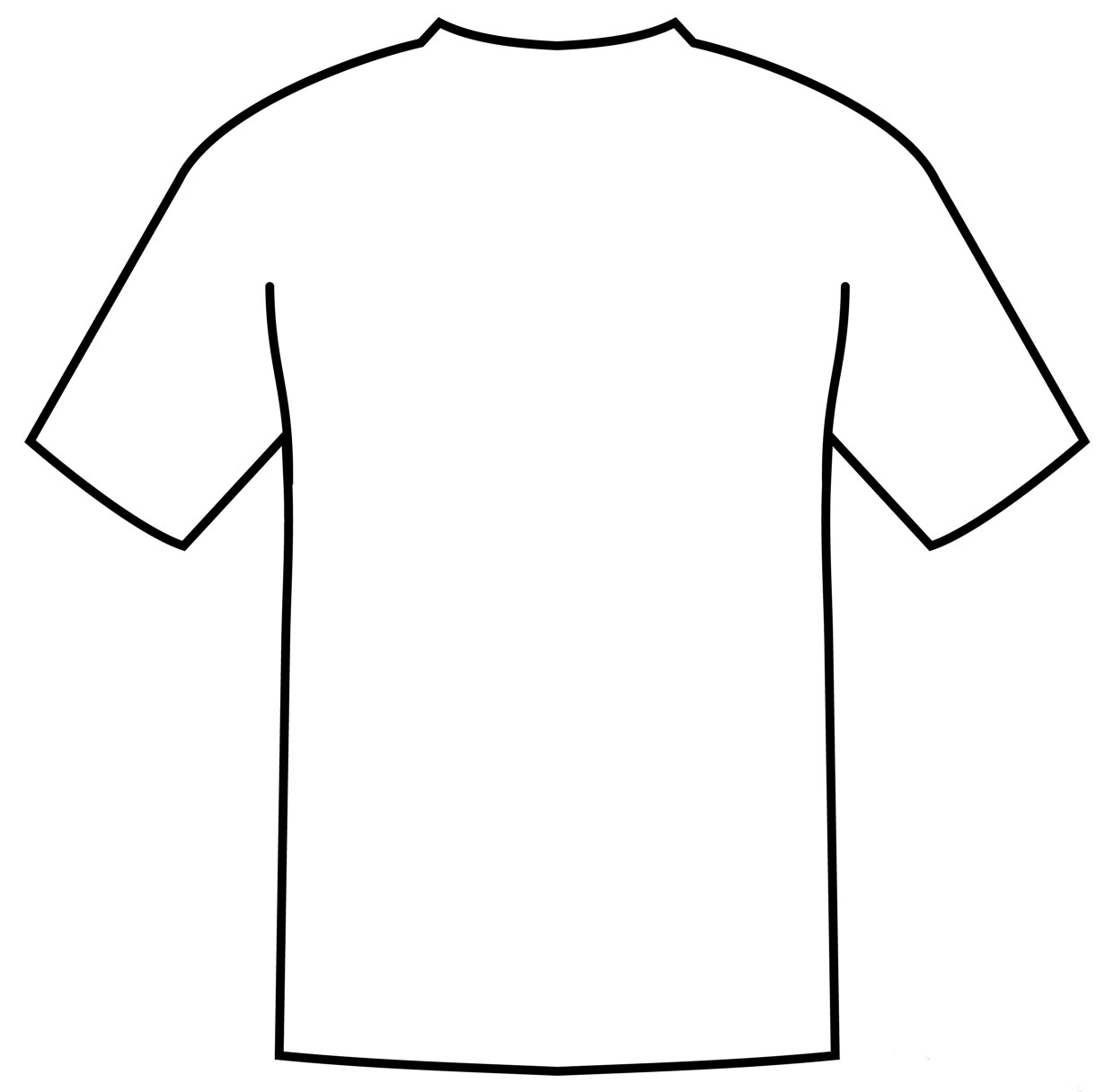 T Shirt Layout