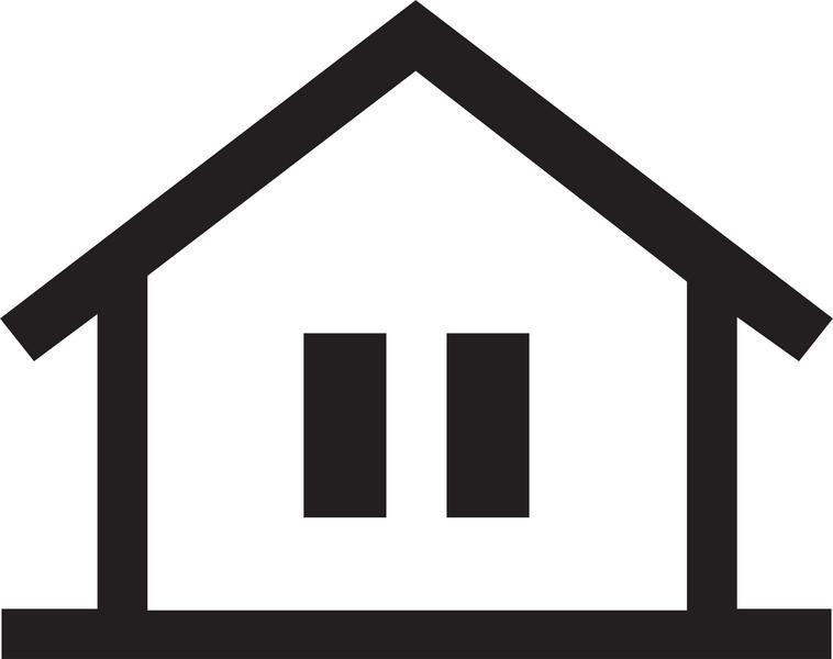 House Border Clip Art - ClipArt Best (758 x 600 Pixel)