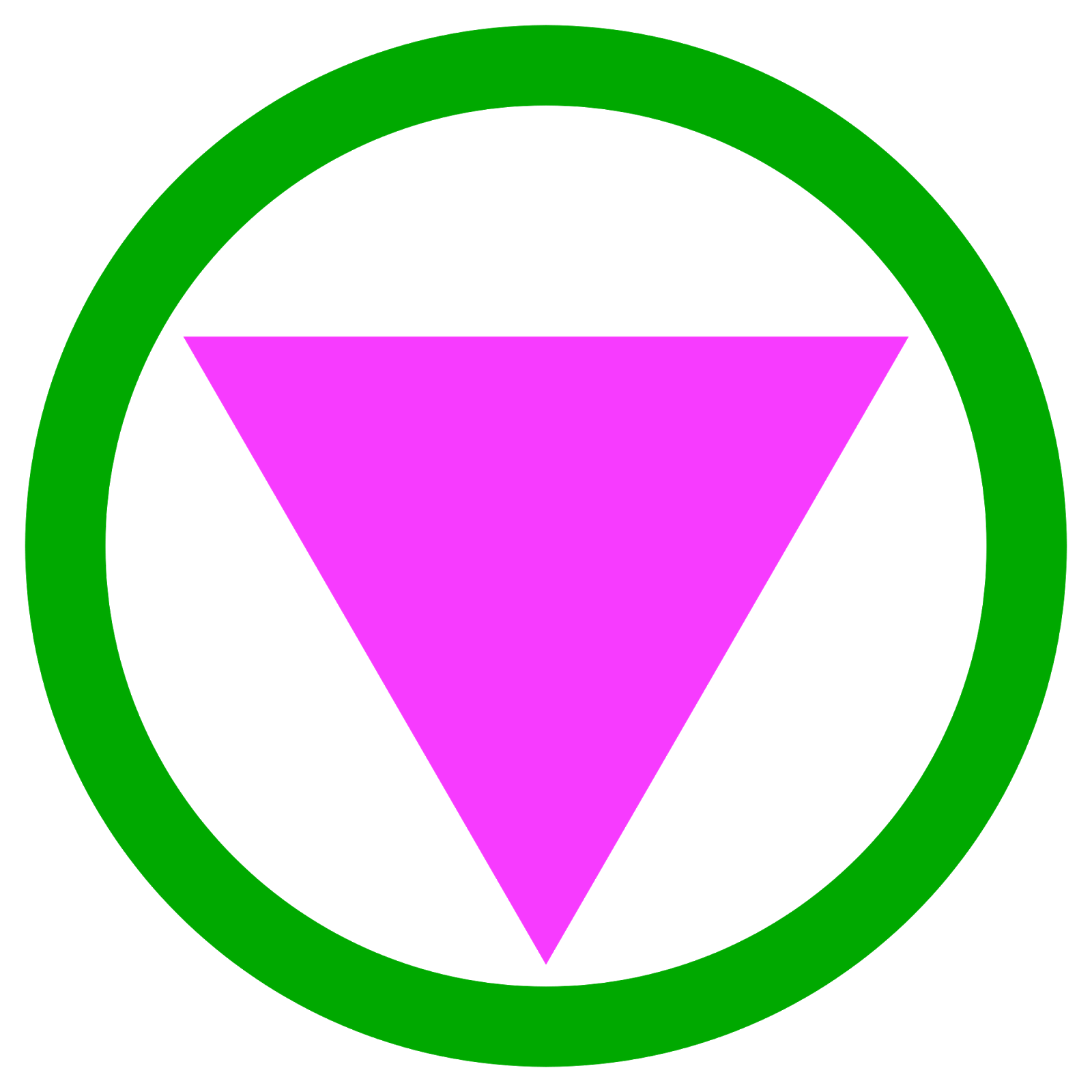 ResistanceMedia : 'Safe Space' Symbol Closely Resembles ...