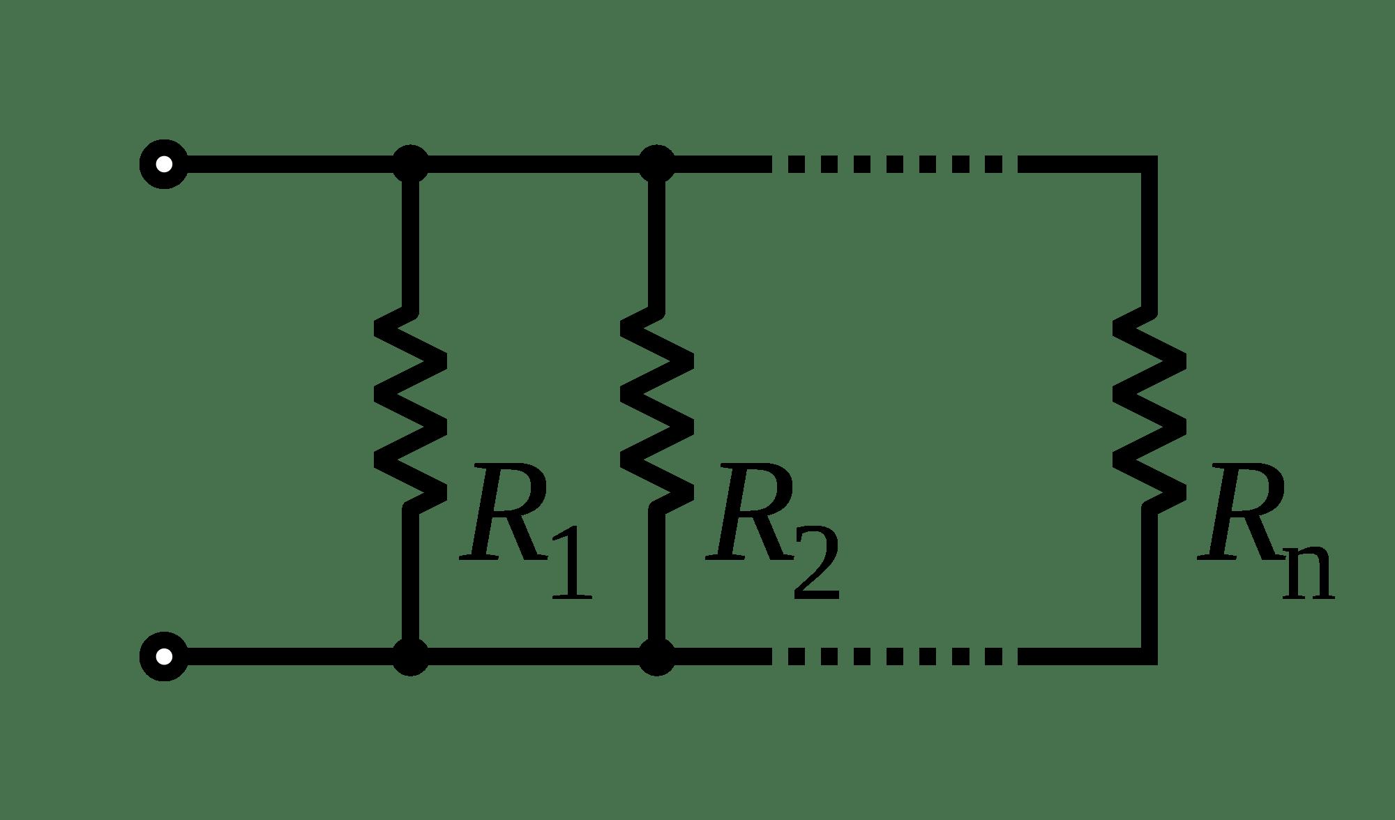 Variable Resistor Symbol