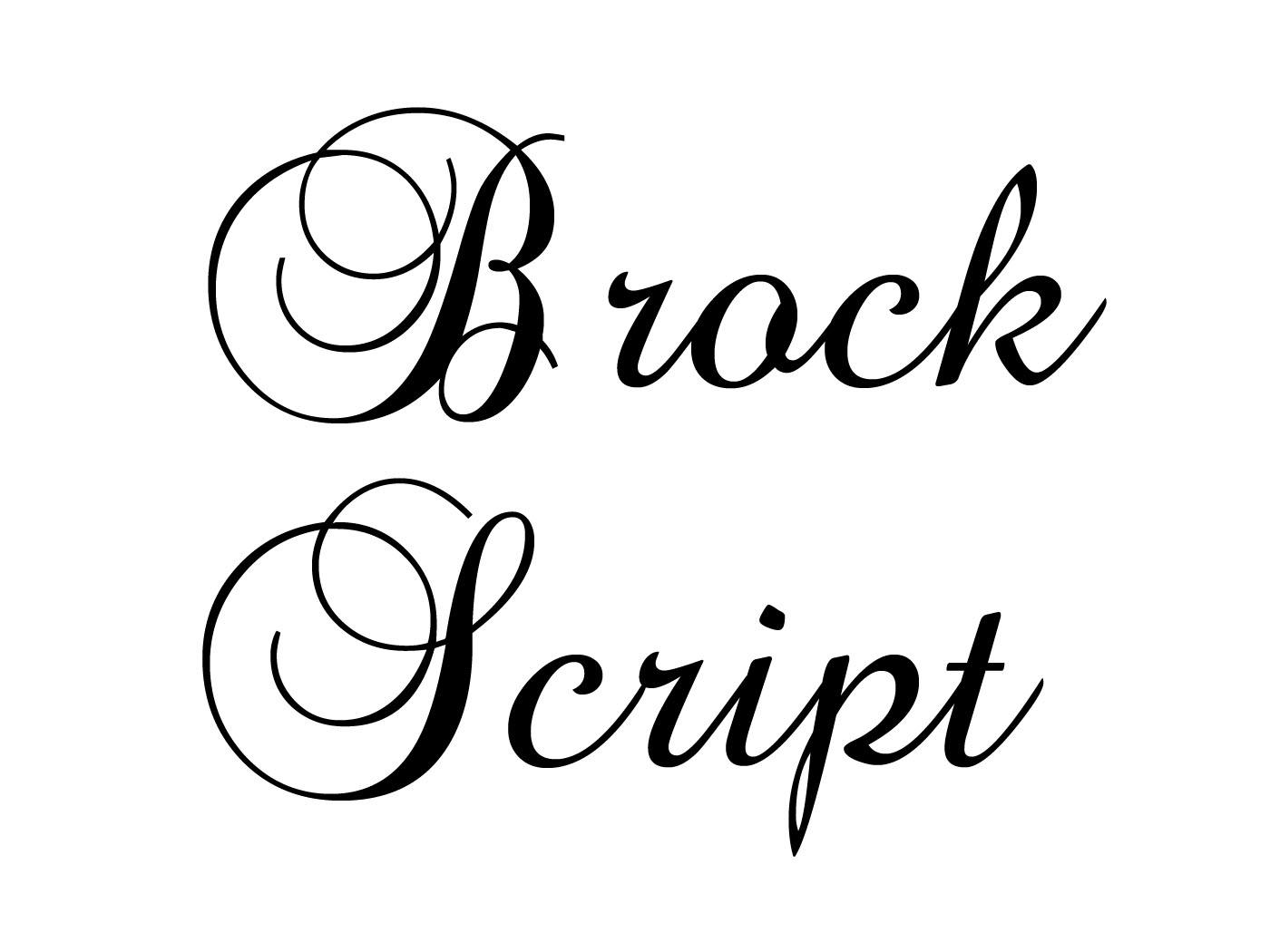 Font Fancy