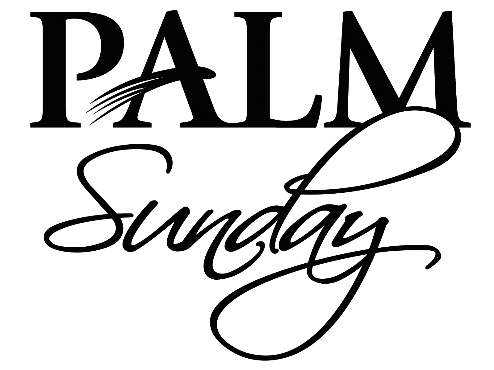 Palm Sunday Clip Art