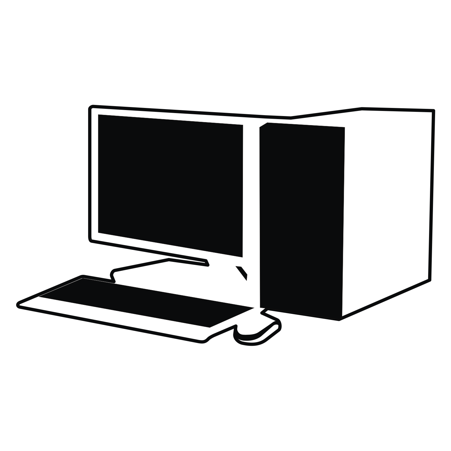 Computer Clipart Clipart Free Download