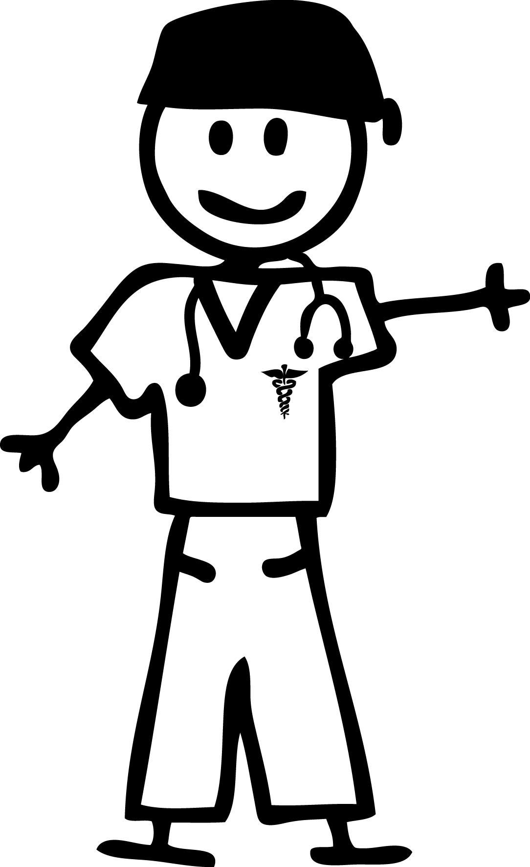 Stick Man Picture