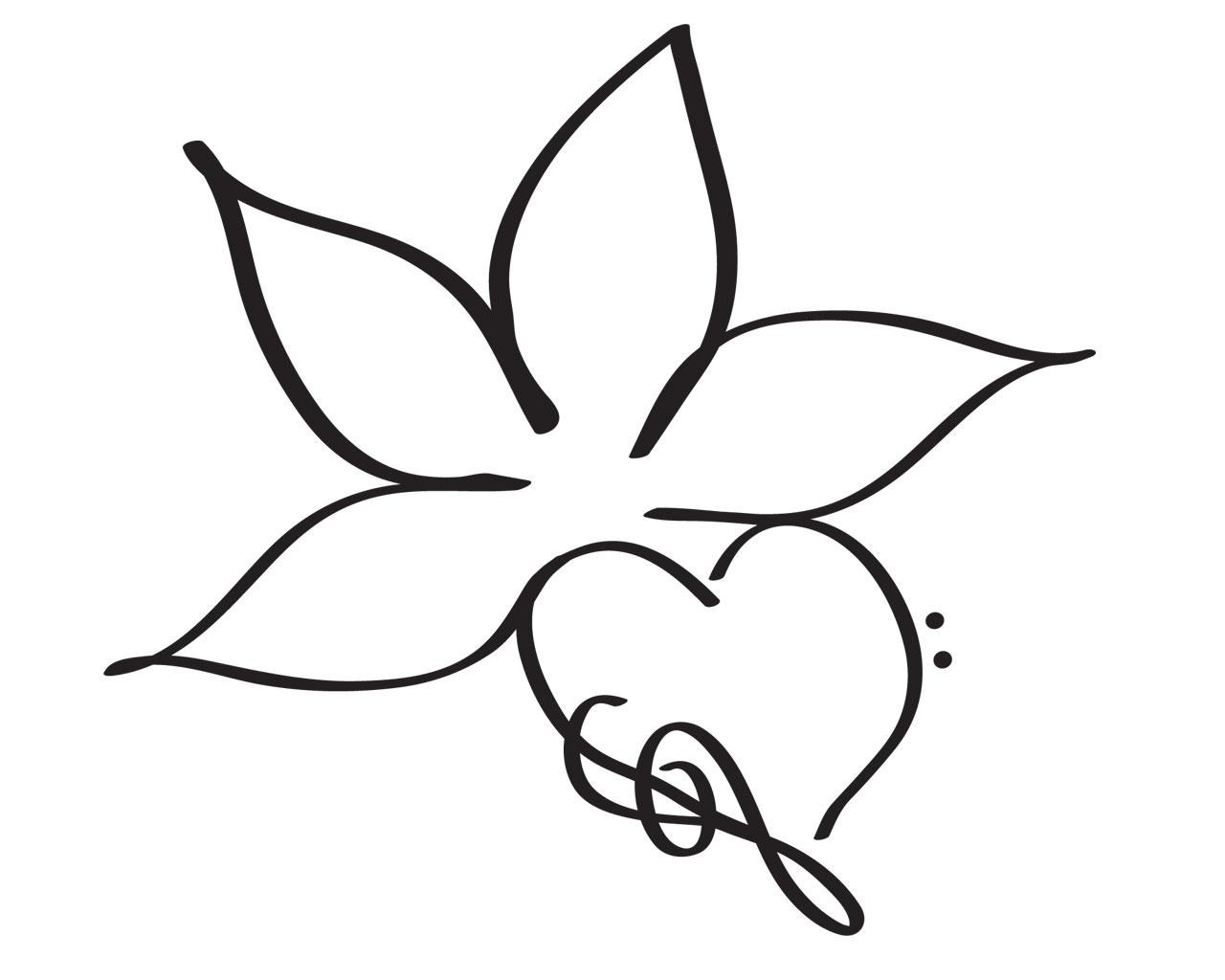 Free Flower Tattoos Designs