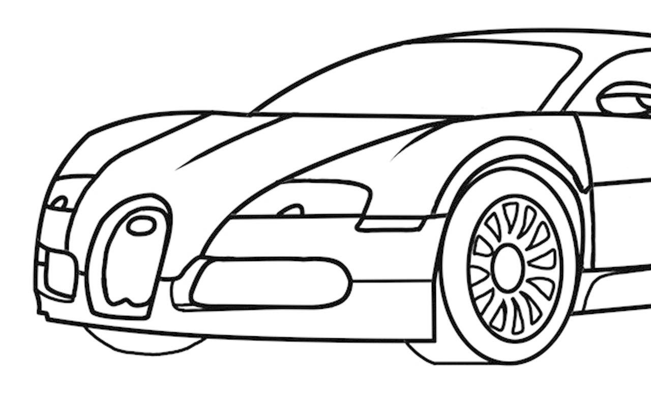 Drawing Cars
