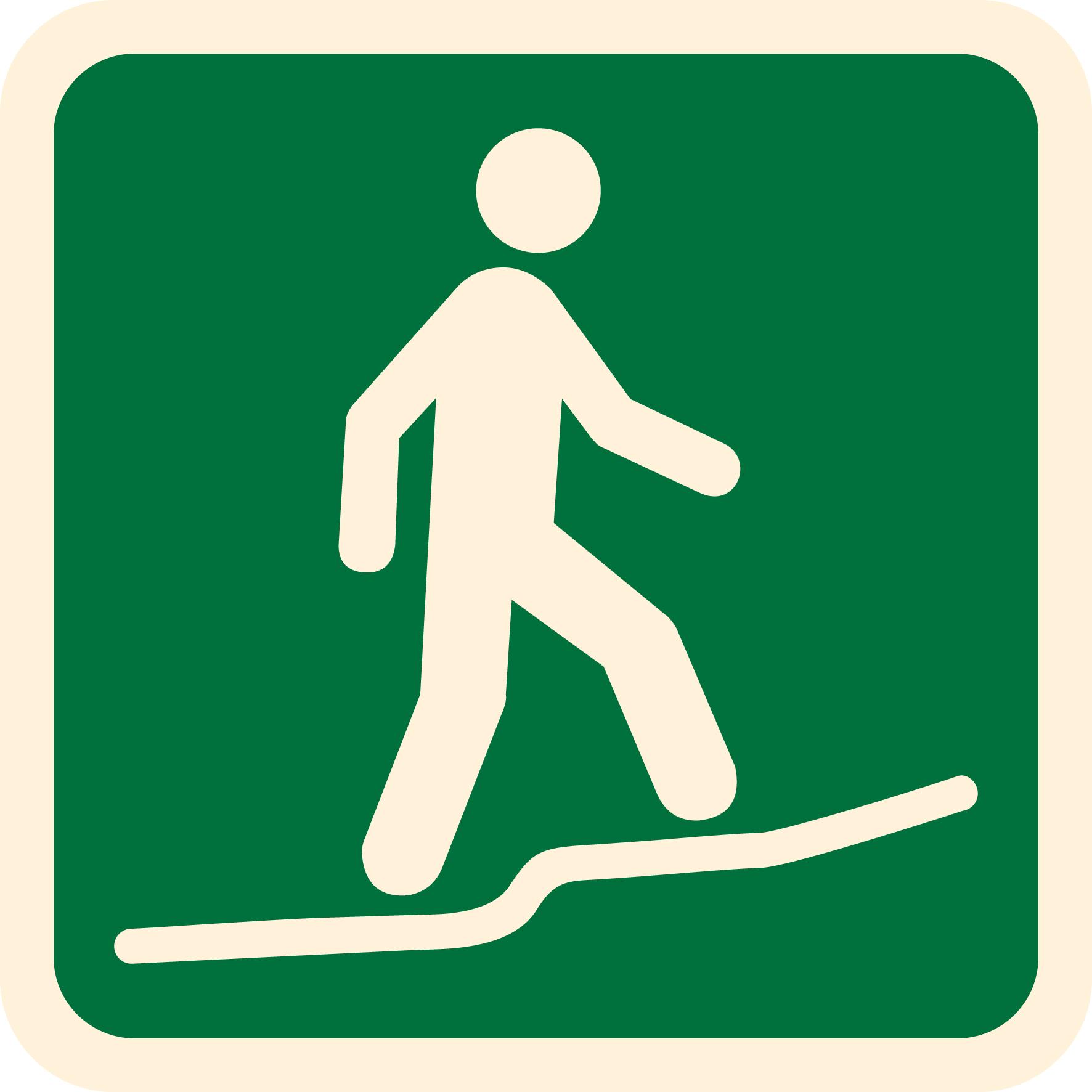Walk Symbol