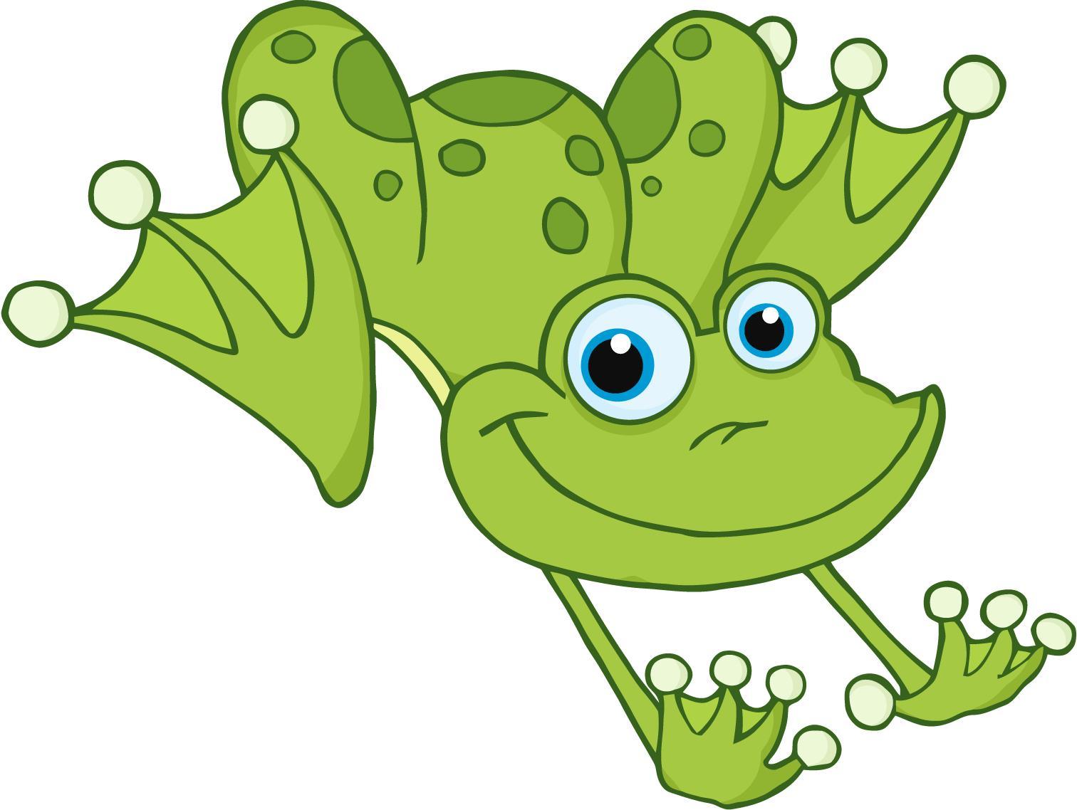 Frog Cartoon Characters