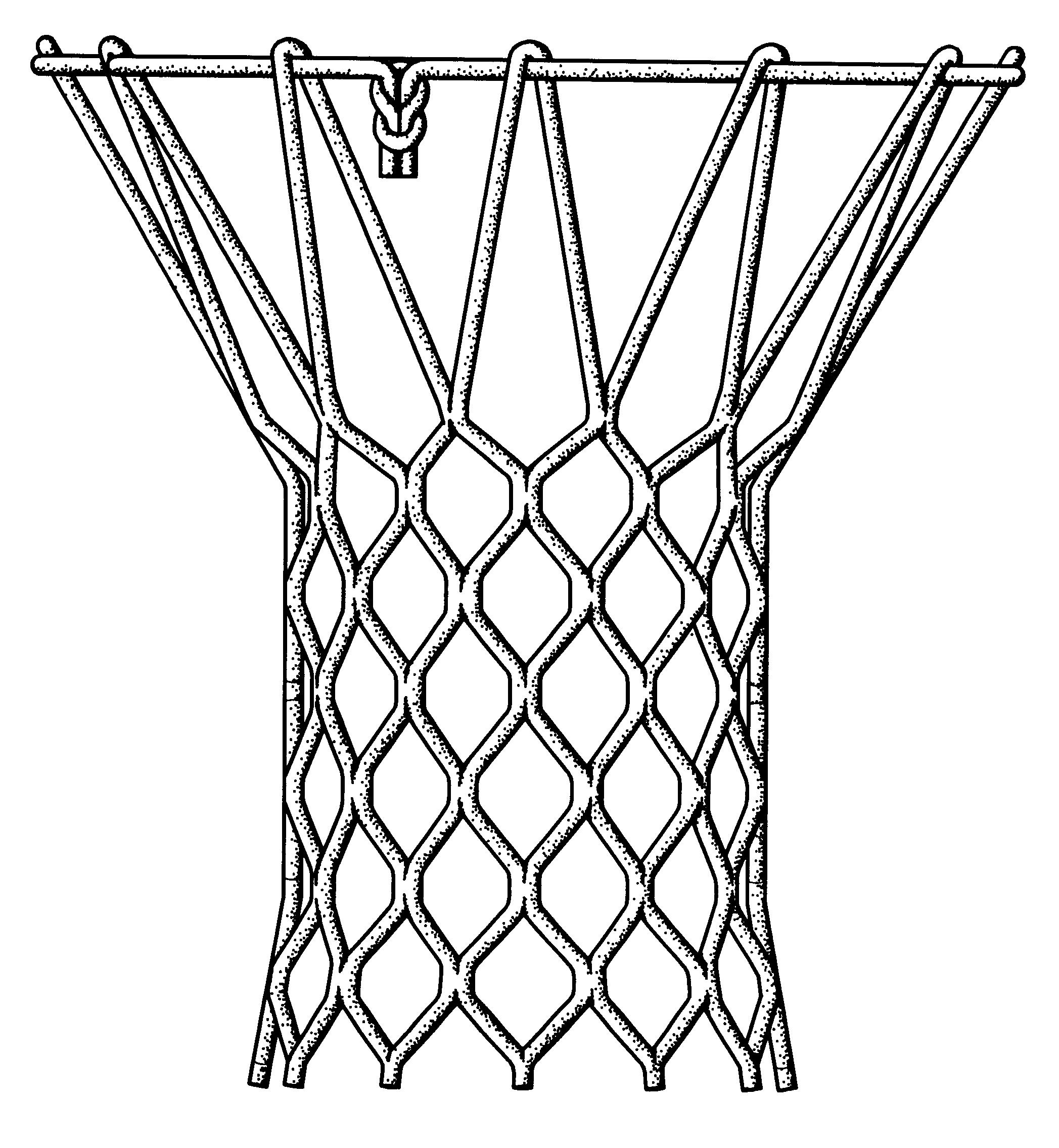 Basketball Drawings Of Nets