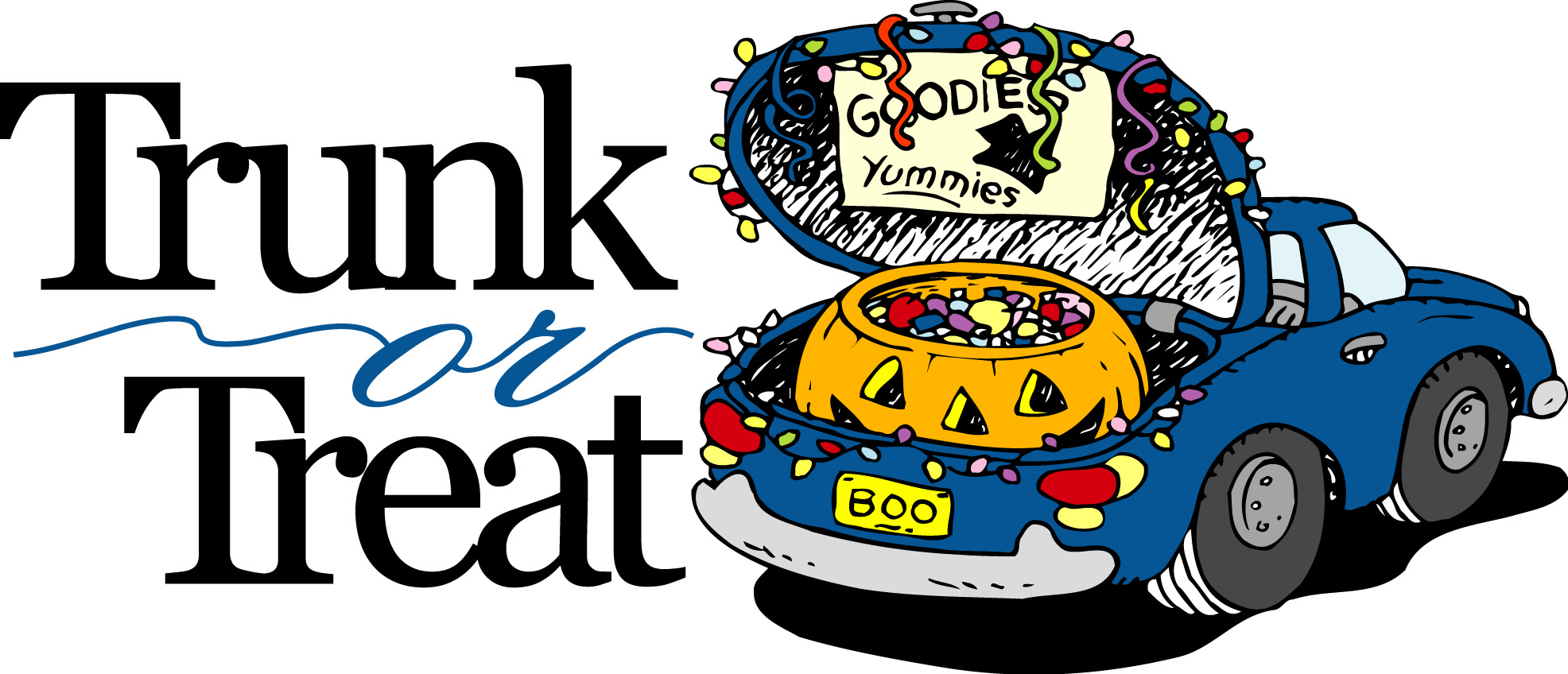 Trunk Or Treat Clipart ClipArt Best