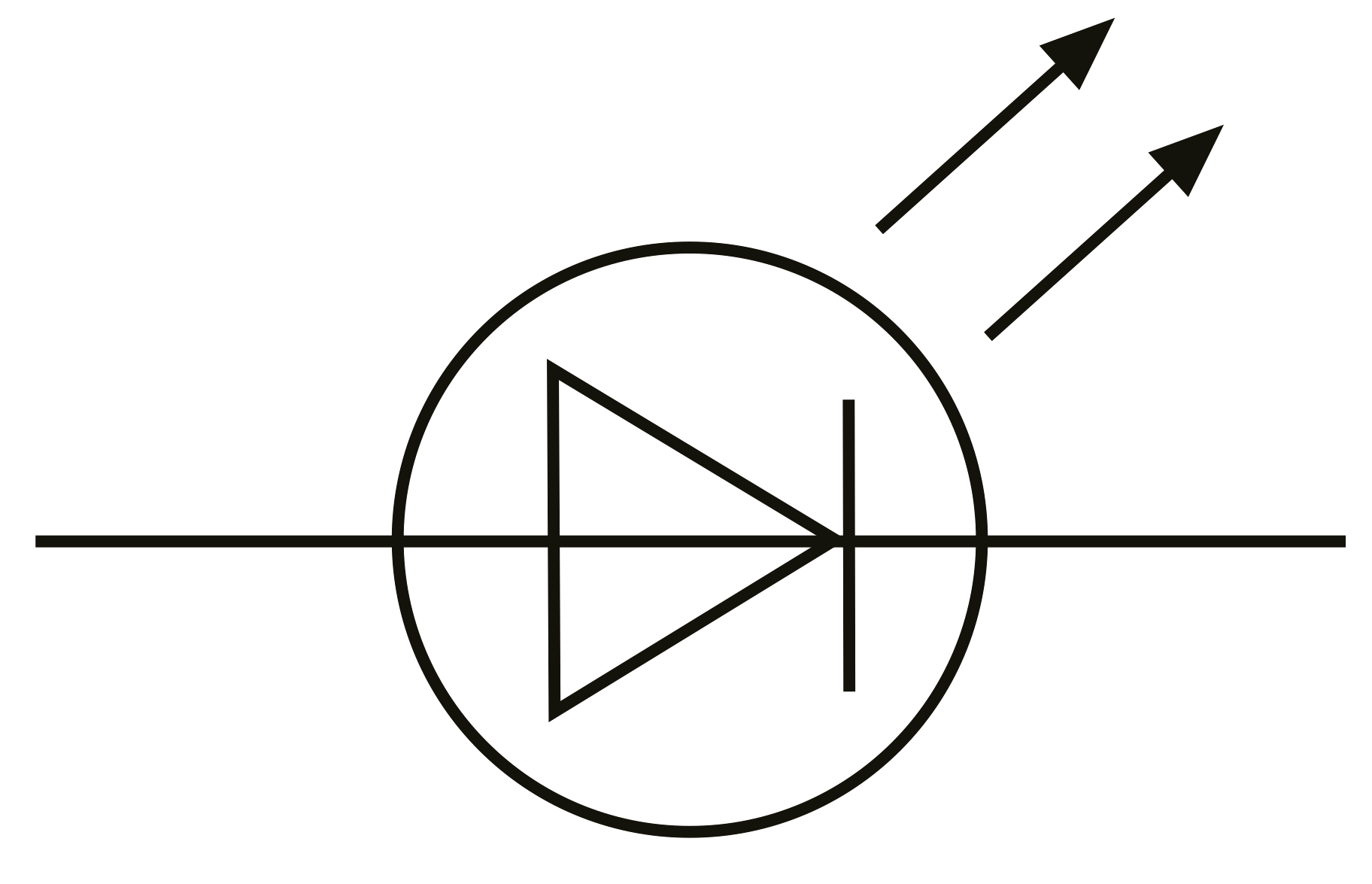 Led Symbol Schematic