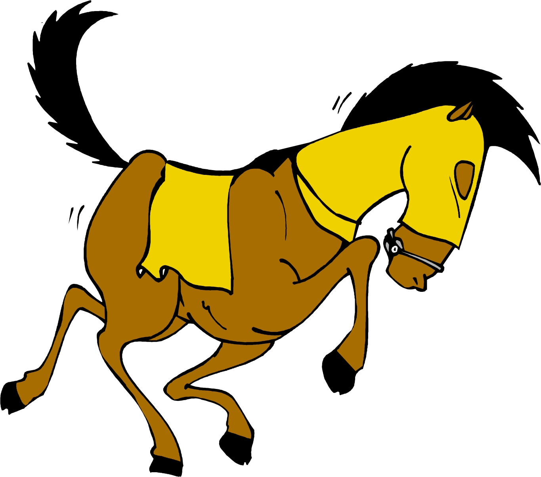 Cartoon Horse Clipart