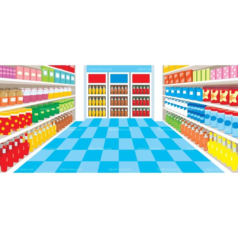 Supermarket Vector Image - ClipArt Best (800 x 800 Pixel)