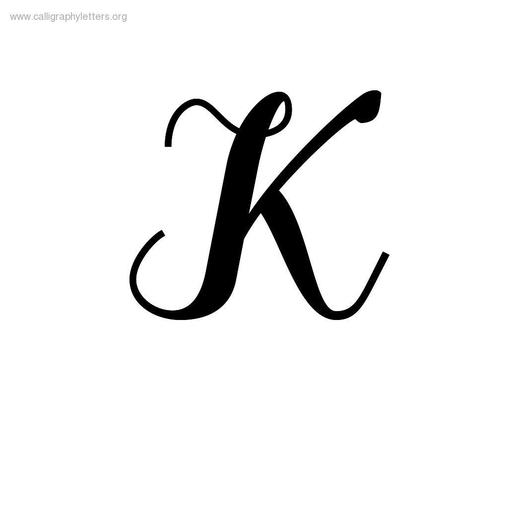 K Fonts