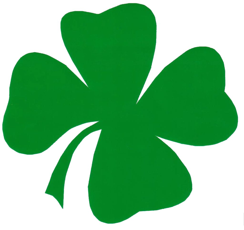 4 Leaf Clover Template