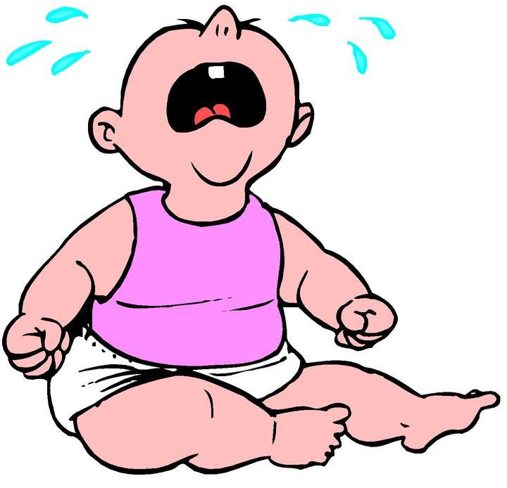 Bilinick: Baby Crying Cartoon Photos - ClipArt Best ... (720 x 694 Pixel)