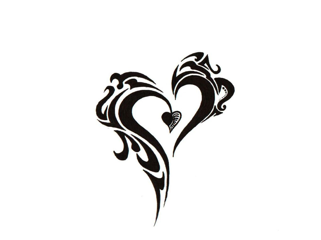 Cool Heart Designs To Draw