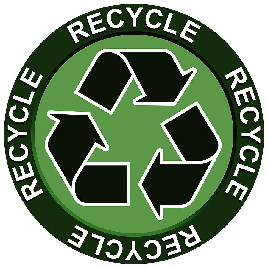 Printable Recycle Symbol