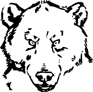 black bear coloring page clipart best