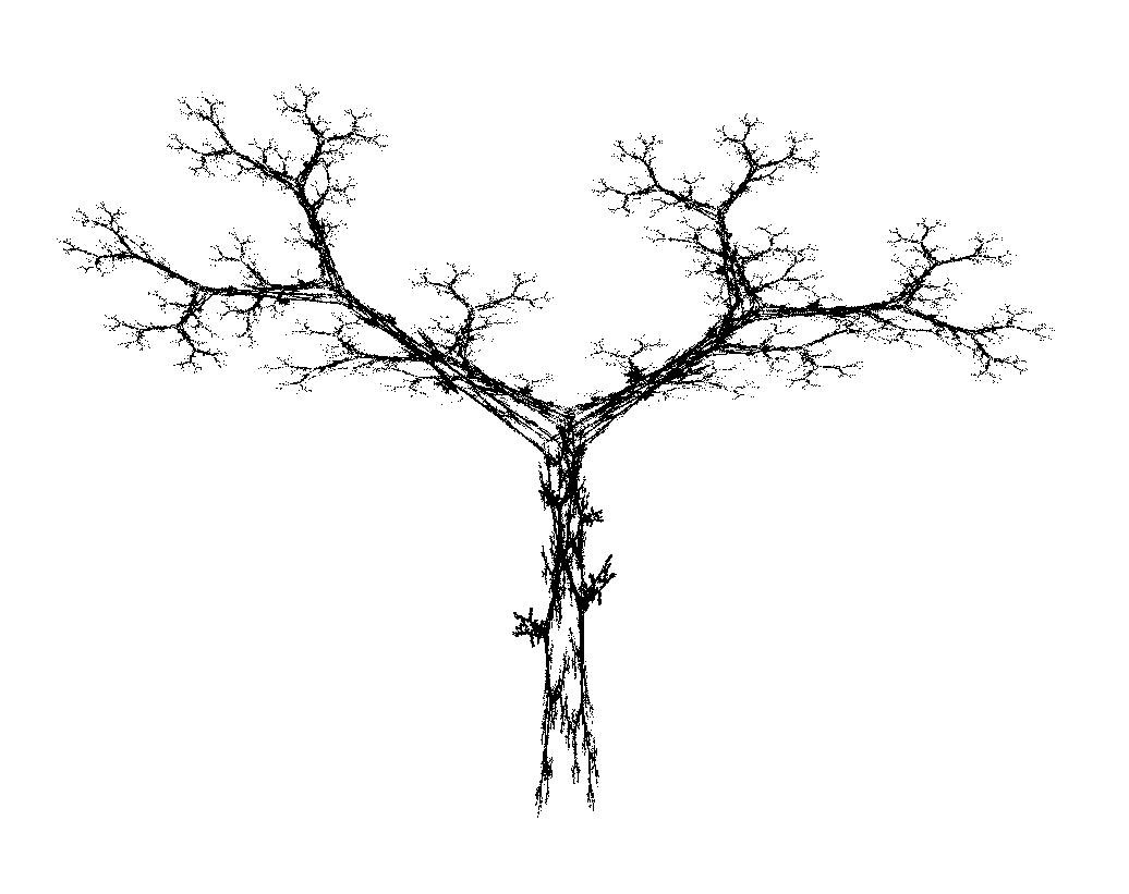 Black And White Tree Drawings