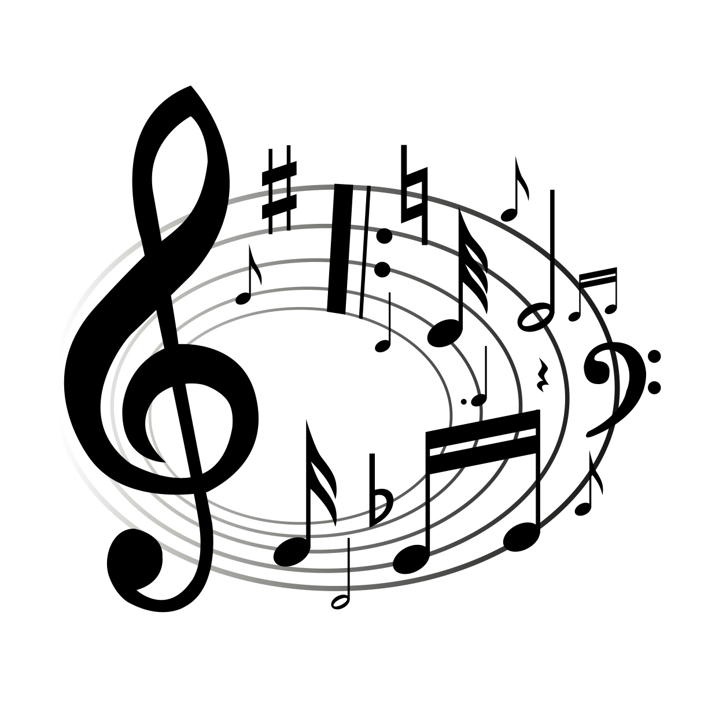 Music Writing Clip Art