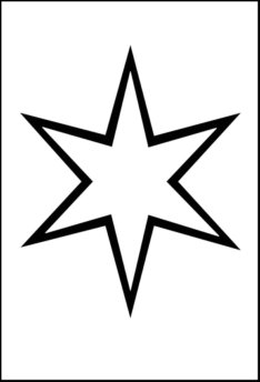 star coloring pages 2 jpg clipart best clipart best