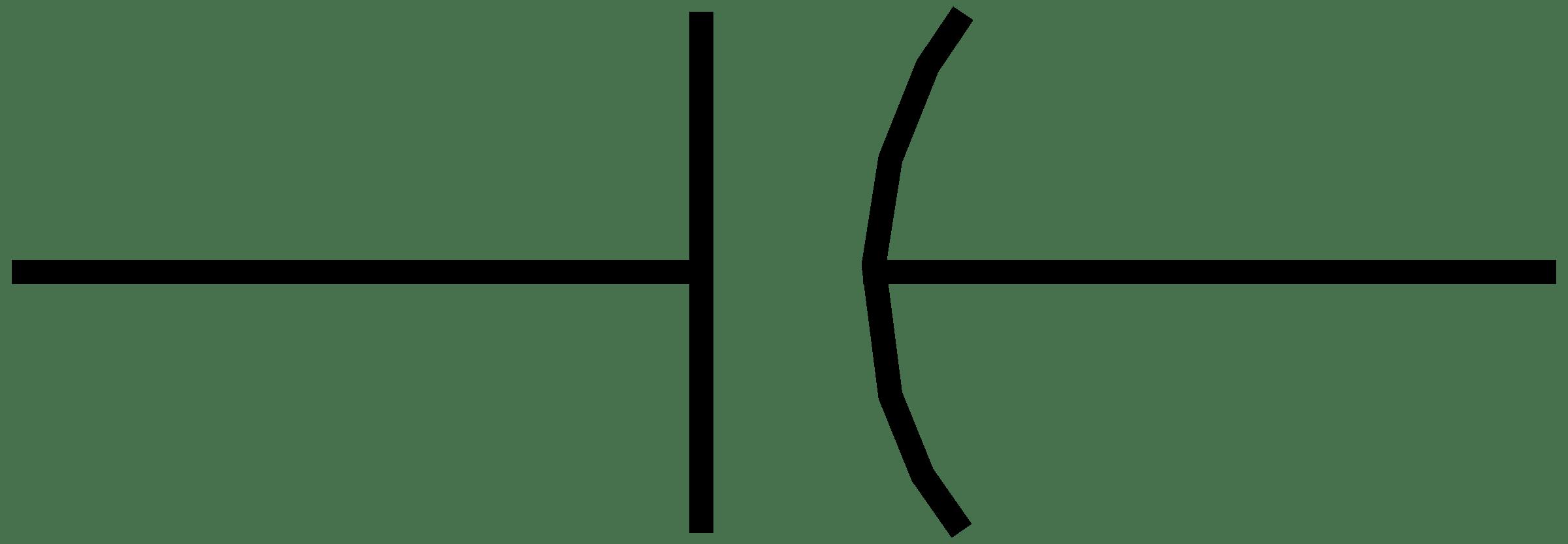 Capacitor Symbols