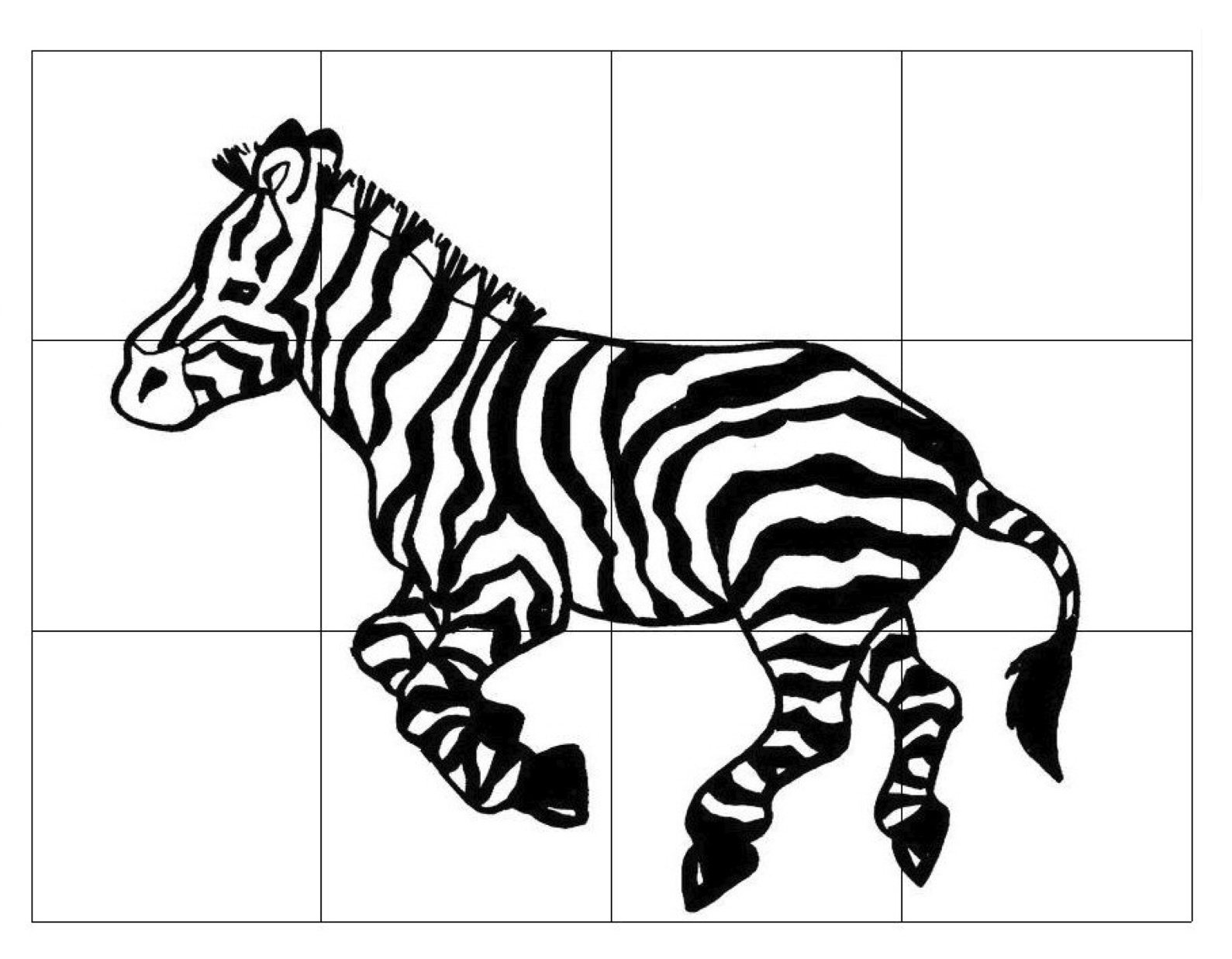 Animal Puzzle Archives