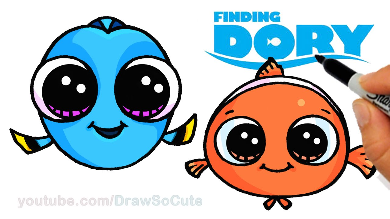 Baby Dory Clipart