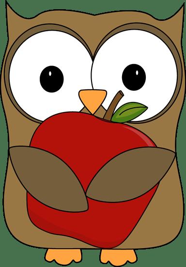 Owl Clip Art For Teachers - ClipArt Best (384 x 550 Pixel)