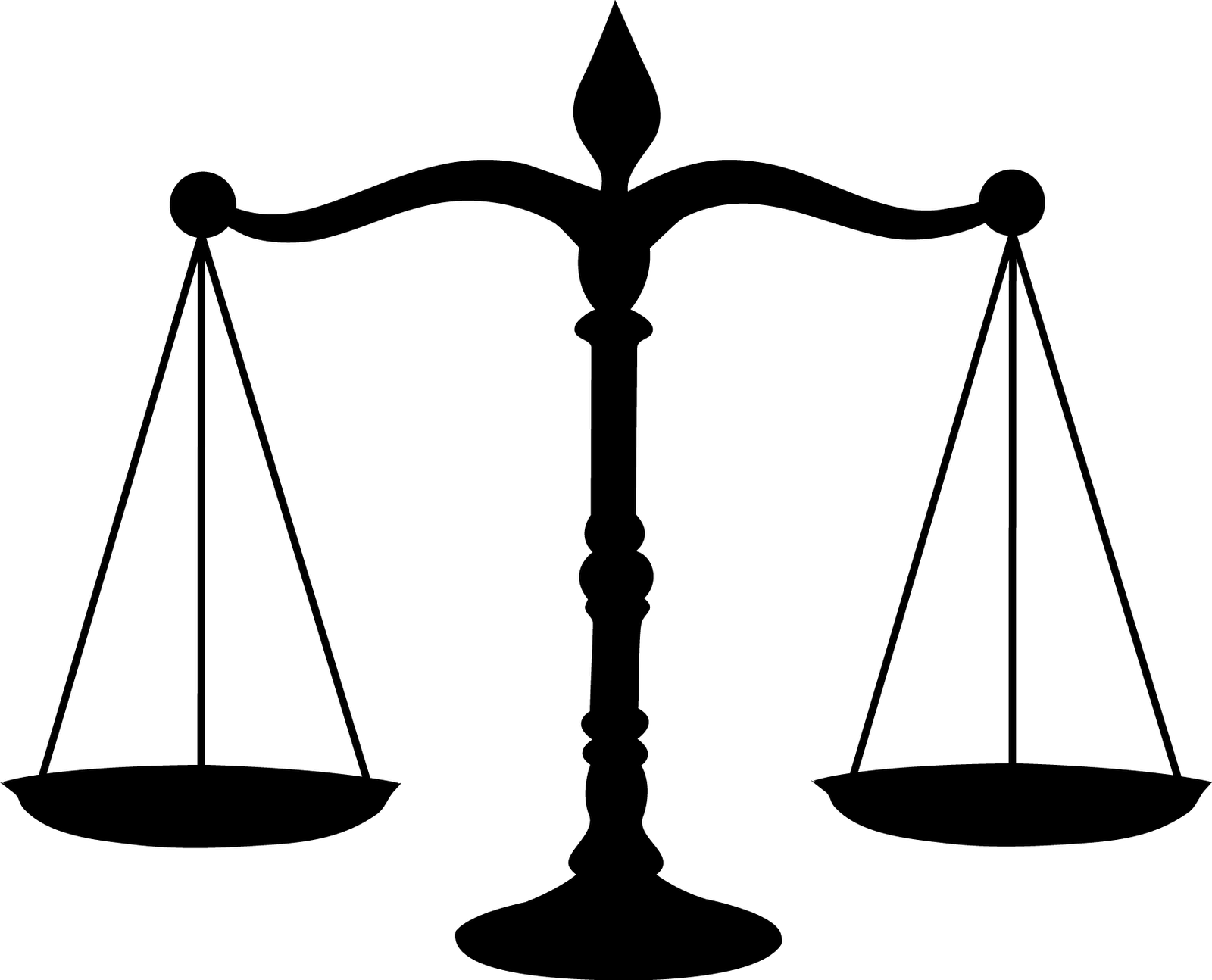 Picture Of Scales In Balance