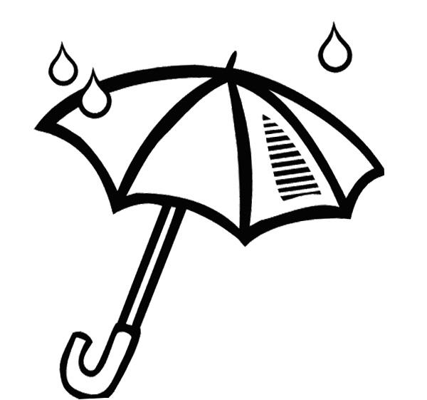 rain drop color clipart best