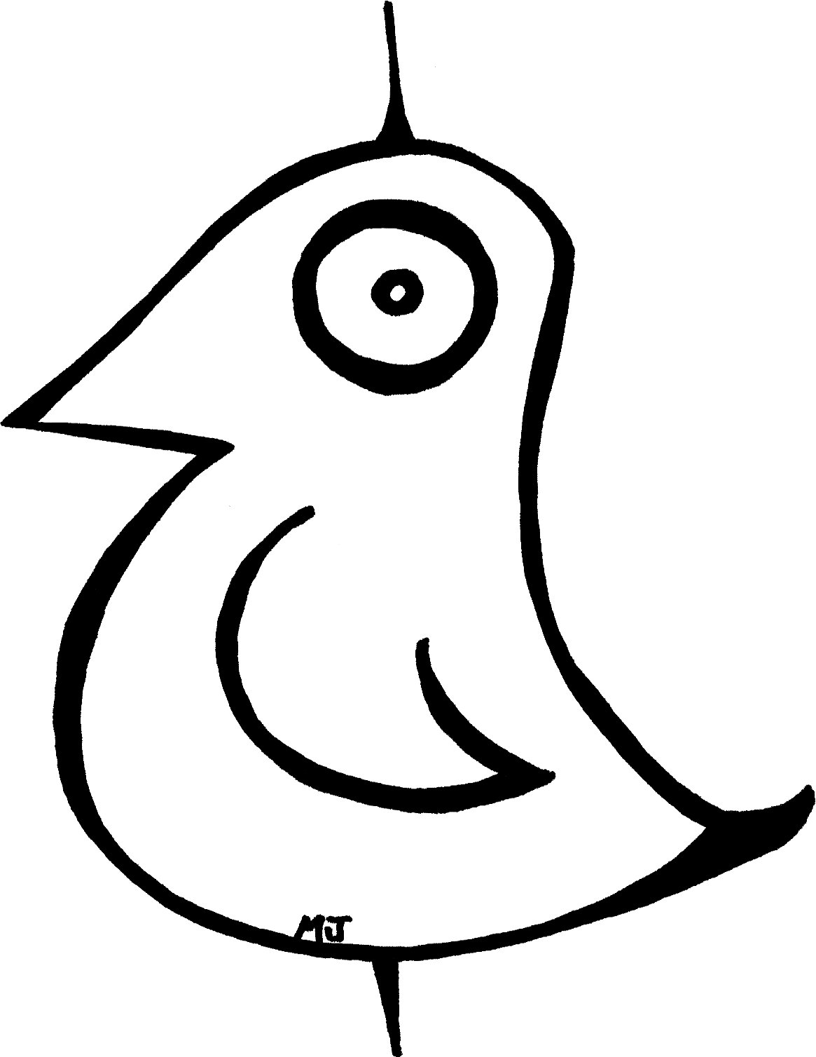 Printable Bird Pictures