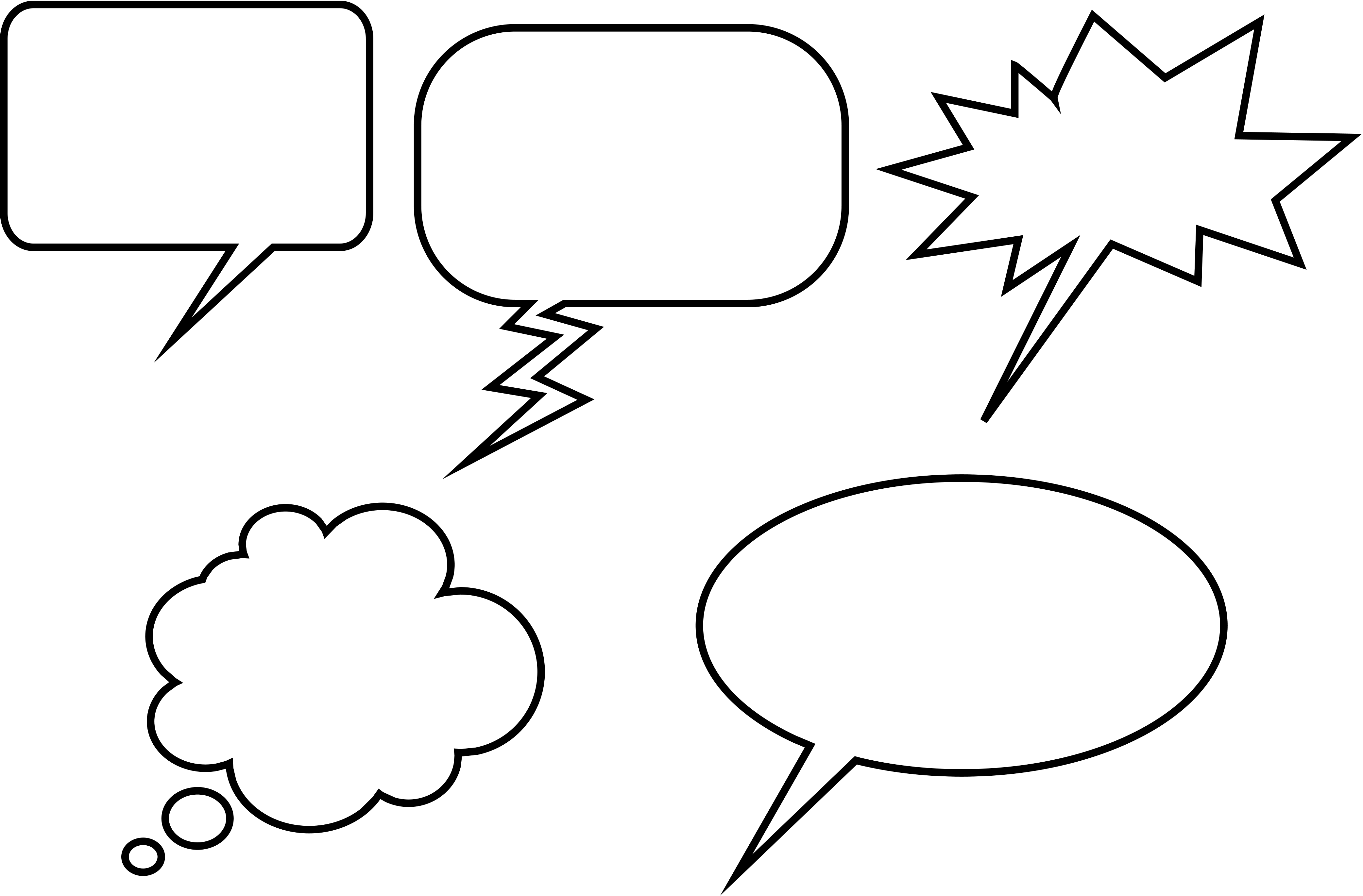 Free Printable Stick Figure With Talking Bubble