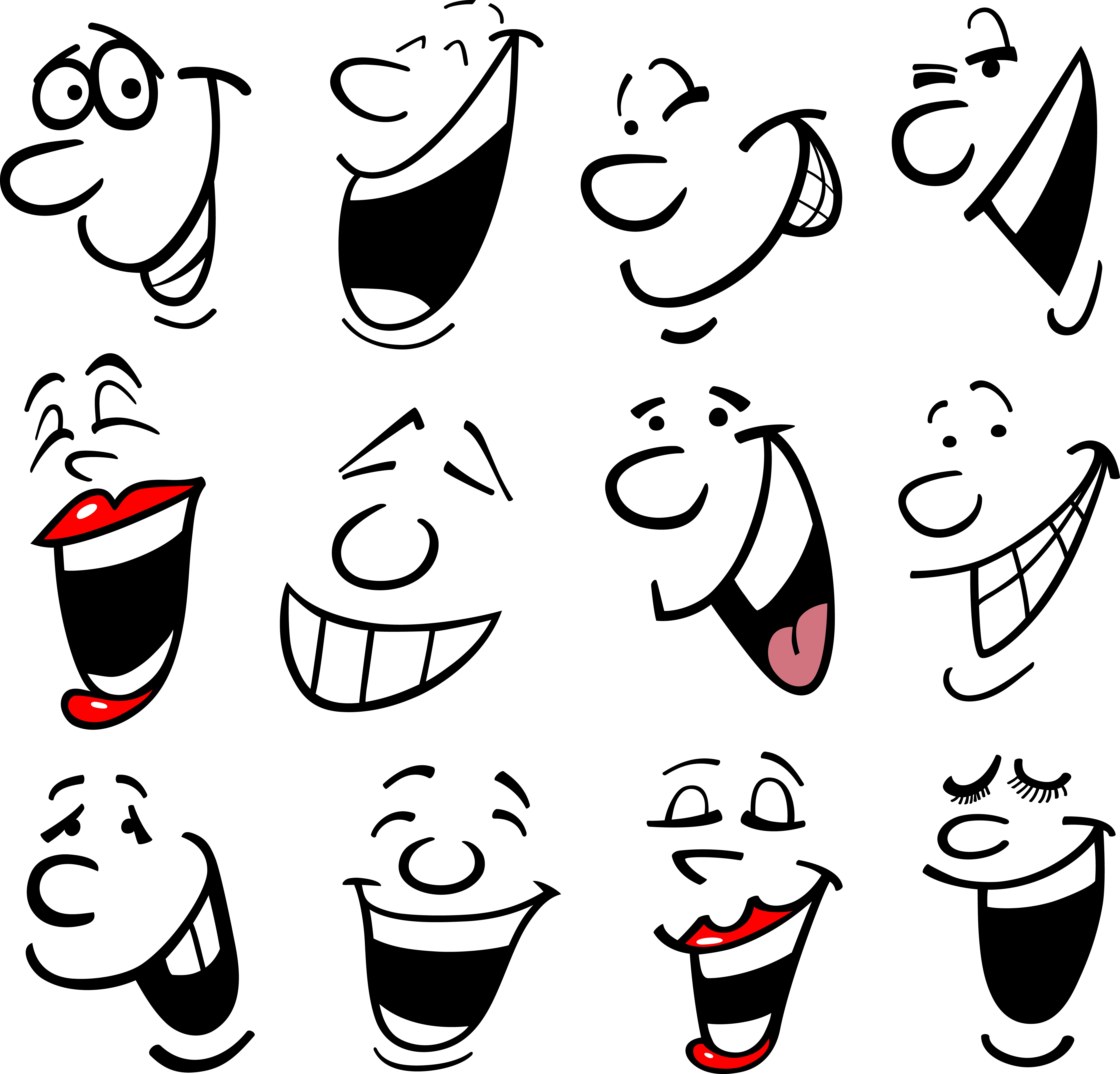 Laugh Cartoon Image
