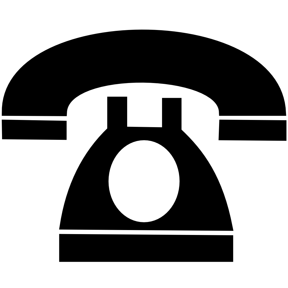 Telefon Icon - ClipArt Best (999 x 999 Pixel)