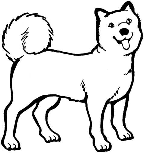 dog graphics black white dogs 051764 dog graphic gif