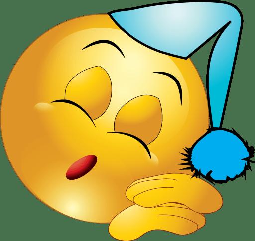 Sleeping Boy Smiley Emoticon Clipart Royalty Free ... (512 x 485 Pixel)