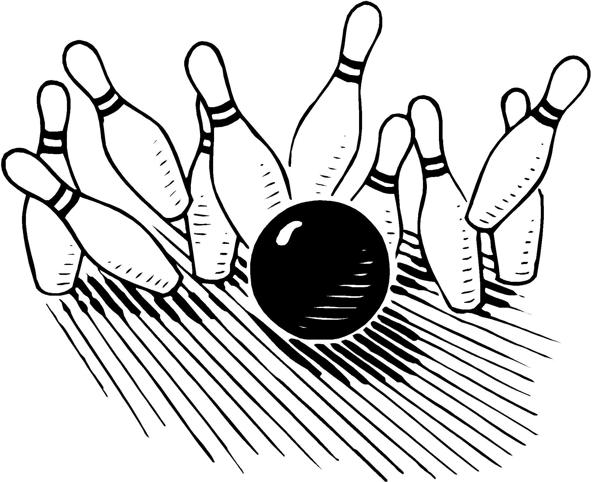 Bowling Clip Art Images