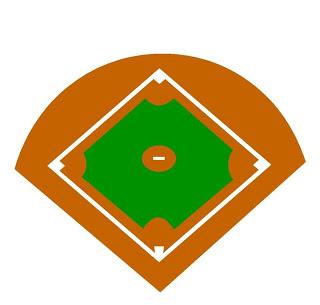 Baseball Diamond Template. baseball diamond template clipart best ...