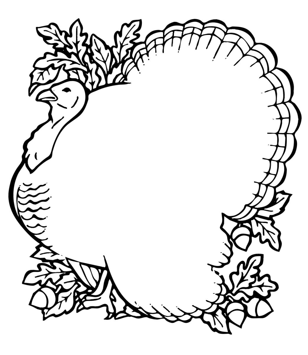 Public Domain Thanksgiving Art