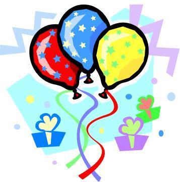 75th Birthday Clip Art - ClipArt Best (357 x 360 Pixel)