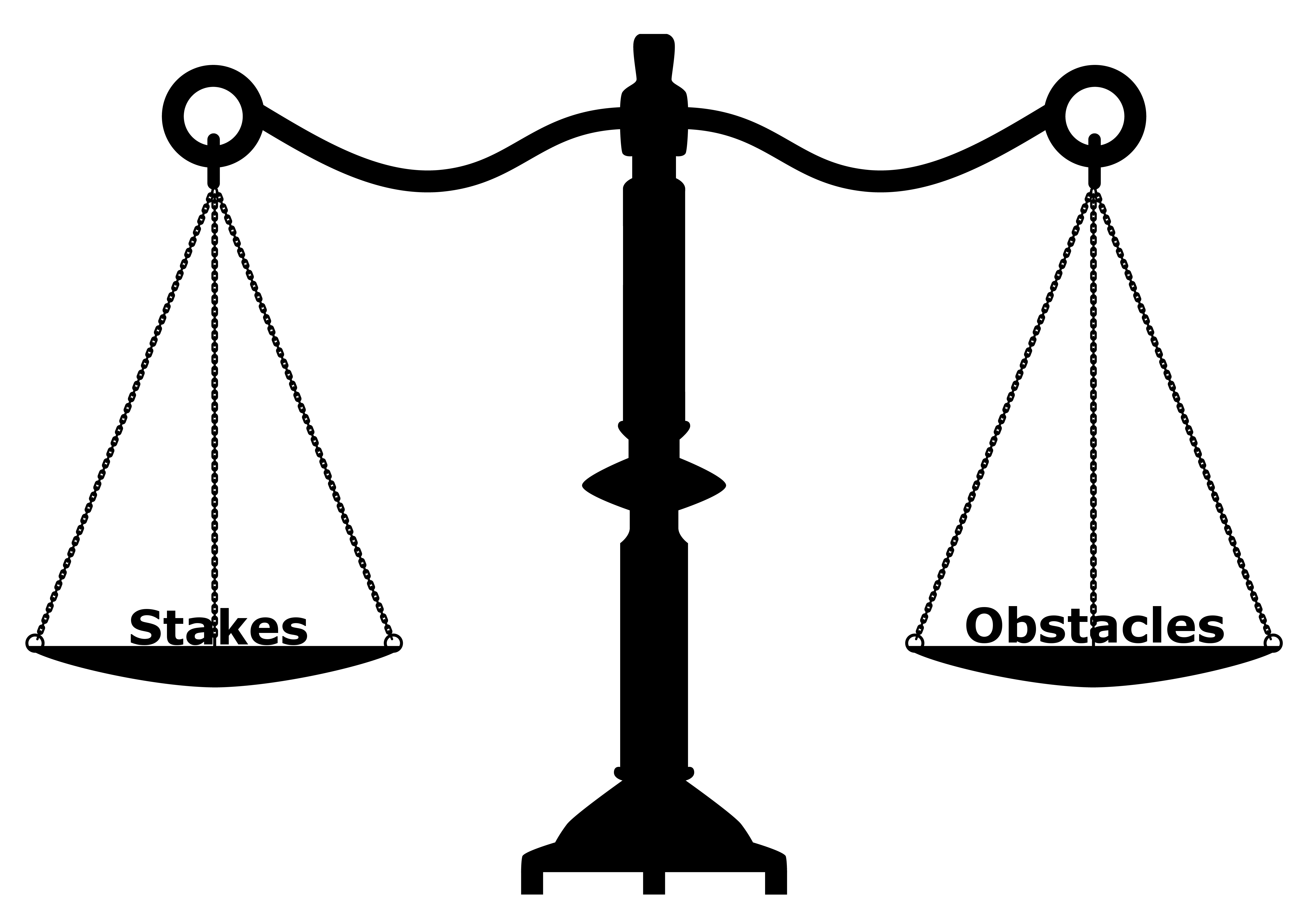 Scales Of Justice Uneven