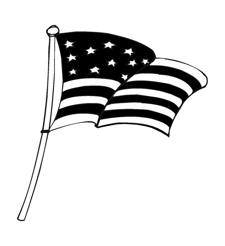 Usa Canada Flag Clipart
