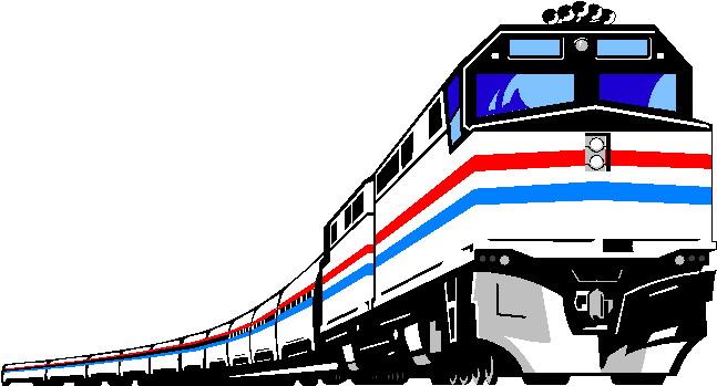 Train Ticket Clipart