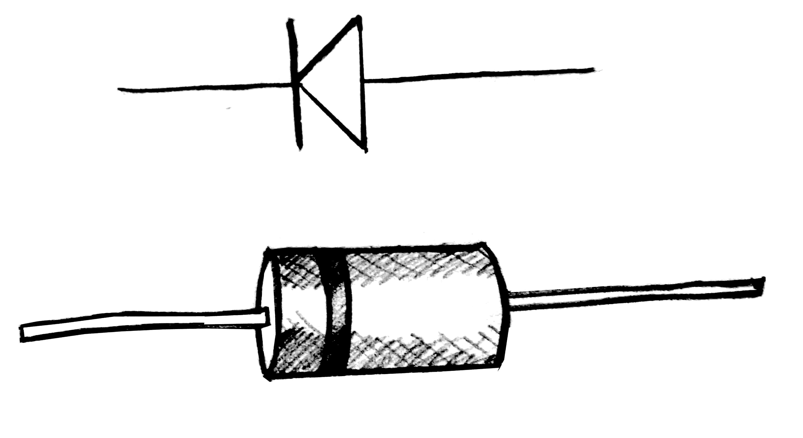 Schematic Symbol For A Dc Battery
