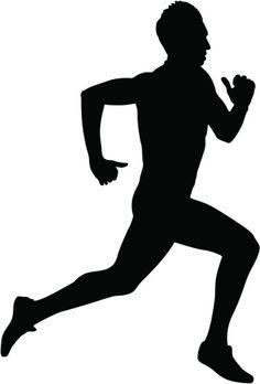 Image result for runner clip art